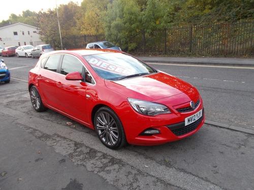 Vauxhall Astra 2.0CDTI SRI VX-XLINE BUY NO DEP & £40 A WEEK