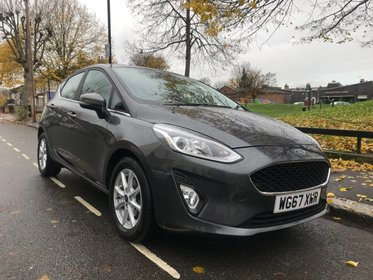 Ford Fiesta EcoBoost Zetec+Low Mileage+One Previous Owner
