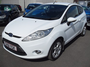 Ford Fiesta 1.25 ZETEC, JUST ARRIVED,REVERSING SENSORS,1 YRS MOT