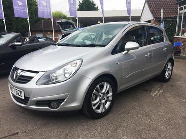 Vauxhall Corsa 1.2I 16V SXI