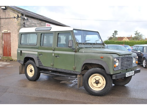 Land Rover Defender 4CYL County SW DT