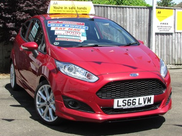 Ford Fiesta 1.0T ECOBOOST S/S ZETEC S 140PS NAVIGATION