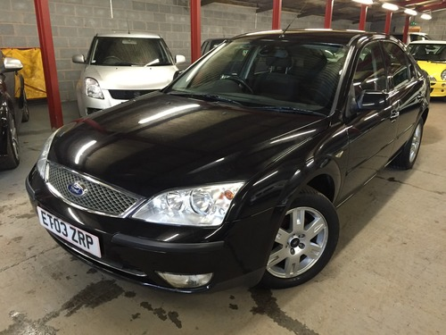 Ford Mondeo 2.0 TDCI GHIA 130PS 6 SPEED