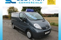 Nissan Primastar SE SWB excellent colour years mot ply lined (cheap van)