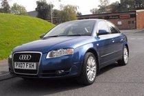 Audi A4 2.0 TDI SE 140PS