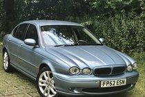 Jaguar X-Type V6 SPORT