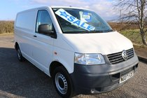 Volkswagen Transporter GREAT CONDITION EXCELLENT DRIVE LOW MILES *NO VAT* FULL YEARS MOT FINANCE AVAILABLE