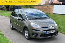 Citroen C4 16V EXCLUSIVE I EGS PICASSO