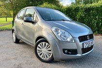 Suzuki Splash GLS PLUS