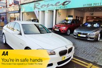 BMW 5 SERIES 520d M SPORT ULEZ EXEMPT, STUNNING EXAMPLE