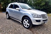 Mercedes M Class ML 320 CDI SPORT #4x4 #FinanceAvailable