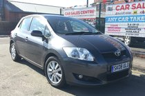 Toyota Auris 2.0 D-4D T SPIRIT ** WARRANTED LOW 48,764 MILES ** 1 LADY OWNER FROM NEW ** 8 TOYOTA STAMPS ** MOT 01/03/2019 ** 2 KEYS