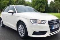 Audi A3 TDI SE
