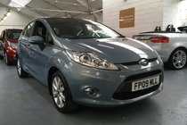 Ford Fiesta ZETEC ONLY 22950 MILES!!