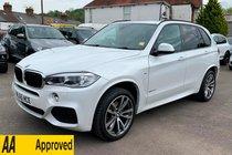 BMW X5 3.0 30d M Sport Steptronic xDrive (s/s) 5dr