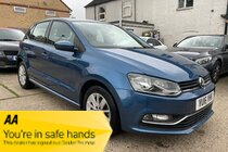 Volkswagen Polo SE TSI DSG IN COMPLIANCE WITH COVID-19 ALL VEHICLES ARE AVAILABLE FOR VIDEO VIEWINGS & CONTACT FREE DELIVERIES