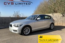 BMW 1 SERIES 1.6 116d EfficientDynamics Sports Hatch (s/s) 5dr (6 Speed)