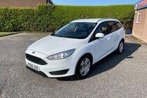 Ford Focus Zetec 1.5 TDCi ESTATE