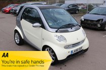 Smart City Coupe PASSION SOFTOUCH (61BHP) - Reasons to Buy - Small turning circle - Very easy to park - Cheap to run - £30.00 tax - Auto