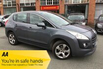 Peugeot 3008 HDI ACTIVE