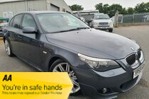 BMW 5 SERIES 525d M SPORT BUSINESS EDITION