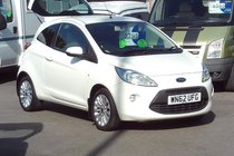 Ford Ka 1.2 ZETEC 65,000 MILES SERVICE HISTORY £30 PER YEAR ROAD TAX