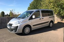 Peugeot Expert Tepee 2.0 HDi Leisure 5dr WAV Conversion
