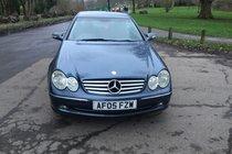 Mercedes CLK CLK270 CDI ELEGANCE