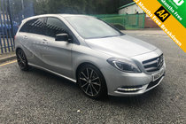 Mercedes B Class B180 CDI SPORT BlueEFFICIENCY S/S