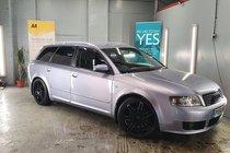 Audi A4 AVANT TDI SPORT (130BHP)