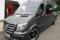 Mercedes Sprinter 316 CDI 4 Berth Camper Van