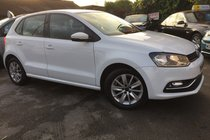 Volkswagen Polo 1.2 TSI BlueMotion Tech SE (s/s)