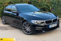 BMW 5 SERIES 540i XDRIVE M SPORT