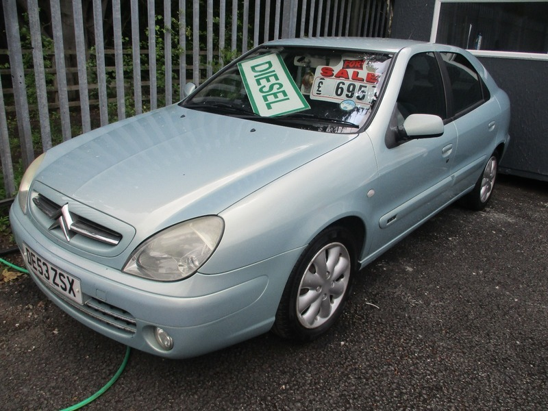 citroen xsara 2 0 hdi 110 lx part x bargain vista value cars. Black Bedroom Furniture Sets. Home Design Ideas