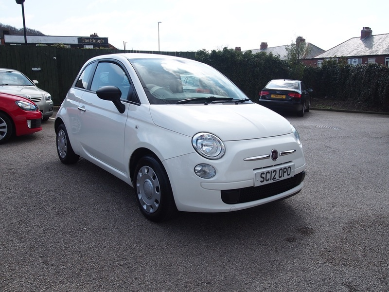 Fiat 500 Pop 163 30 A Year Full Fiat History Low Miles