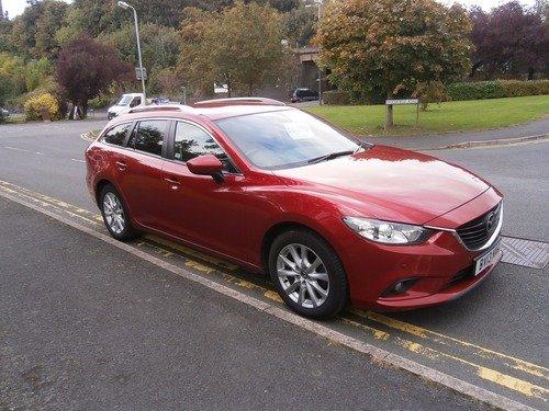 Mazda 6 D Se-l