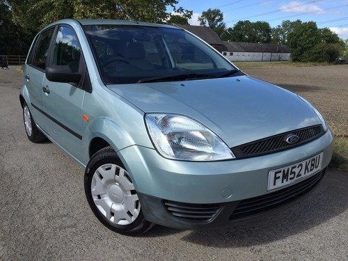 Ford Fiesta 1.3I LX TOO LATE DEPOSIT TAKEN !!