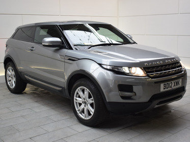 Land Rover Range Rover Evoque 2.2 SD4 4WD PURE TECH AUTO [190]
