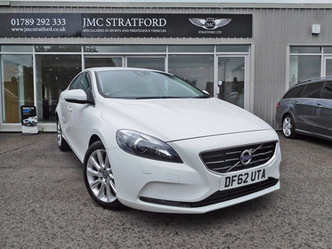 Volvo V40 1.6 D2 S/S SE Lux [VAT qualifying] Quick And Easy Finance 6.9% APR Representative
