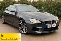 BMW M6 M6 GRAN COUPE