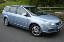 Ford Focus 1.8 GHIA Estate