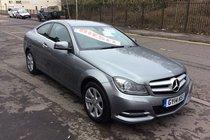 Mercedes C Class C 220 CDI EXECUTIVE SE AUTO BUY NO DEP & £61 A WEEK T&C