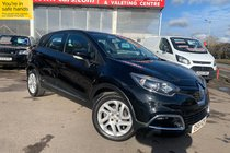 Renault Captur DYNAMIQUE NAV DCI ZERO ROAD TAX