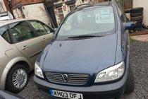 Vauxhall Zafira COMFORT 16V