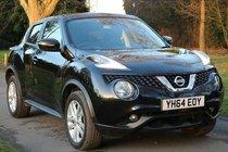 Nissan Juke Acenta 1.6 CVT