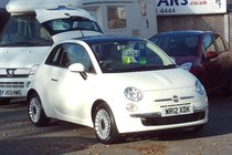 Fiat 500 LOUNGE 1.2 55,000 MILES SERVICE HISTORY