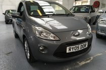 Ford Ka ZETEC ONLY 33100 MILES!!