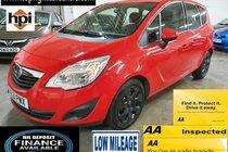 Vauxhall Meriva 1.7 CDTi 16v Exclusiv 5dr (a/c)