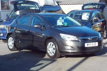 Vauxhall Astra EXCLUSIV 1.6 75,000 MILES SERVICE HISTORY