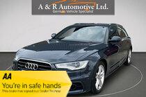 Audi A6 SOLD! AVANT TDI QUATTRO S LINE